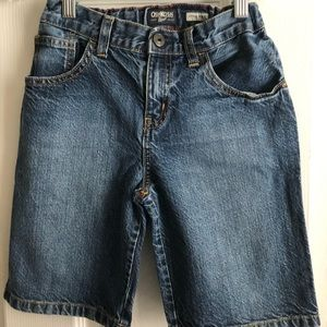 OshKosh B'Gosh Denim Shorts w/Adjustable Waistband